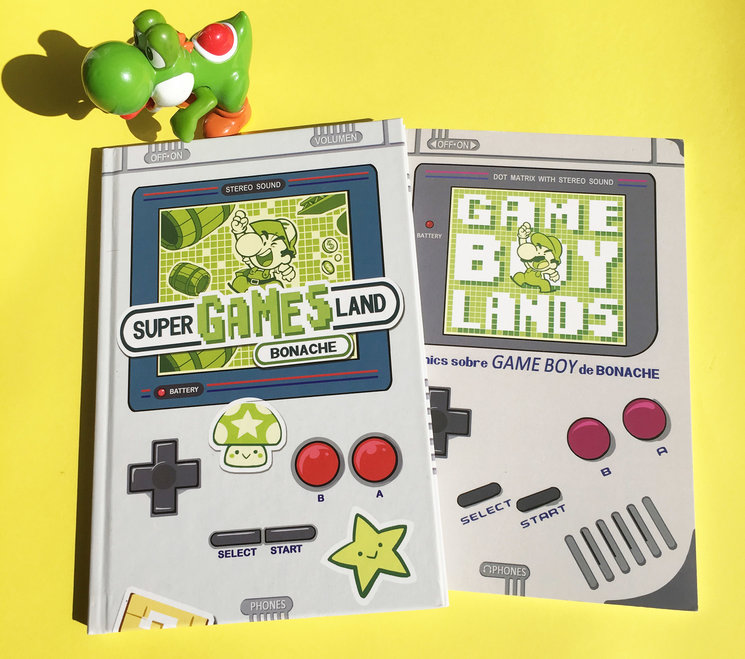 ¡SORTEO de SUPER GAMES LAND! exclusivo para Mecenas.