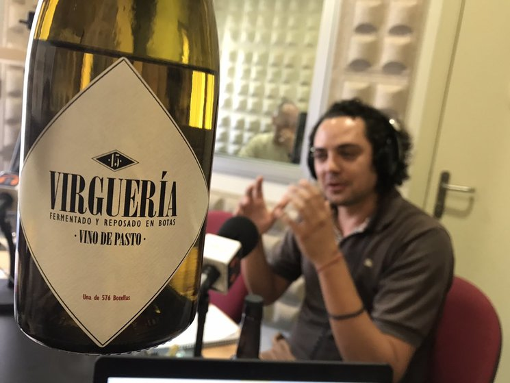 Ángel Domínguez presentado la edición 2015 en Gourmet FM