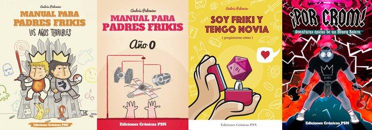 Catálogo Ediciones Crónicas PSN