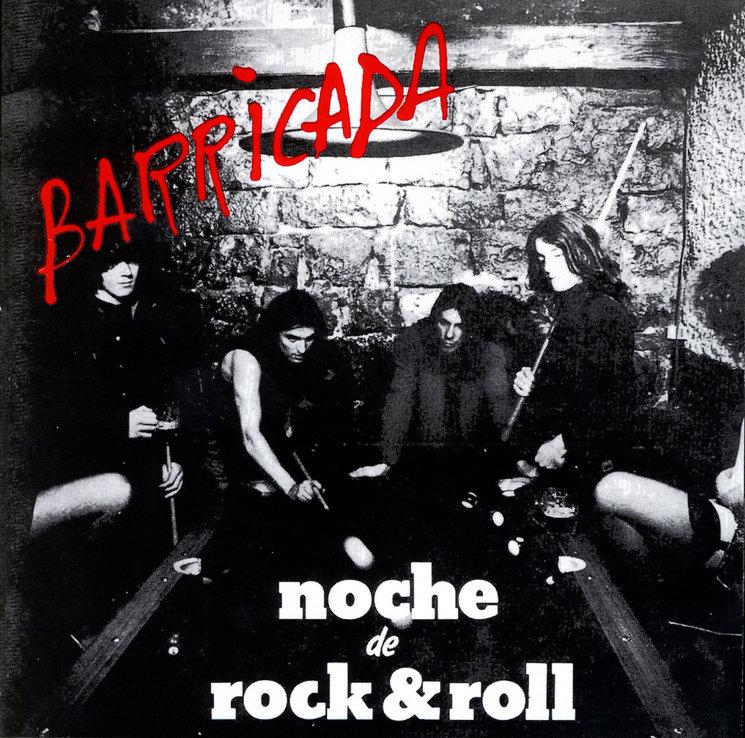 1r disco de Barricada grabado en Estudios Tsunami en 1983. Editado por la discográfica Soñua. Producido por Marino Goñi. Con la portada diseñada por Juan Zapater, Jose Nagore y Txabi Oneka