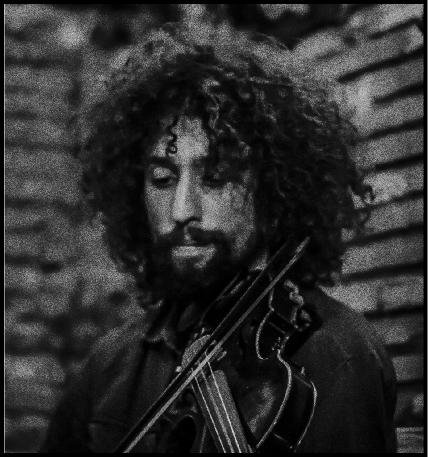 Víctor Palacín. Violín