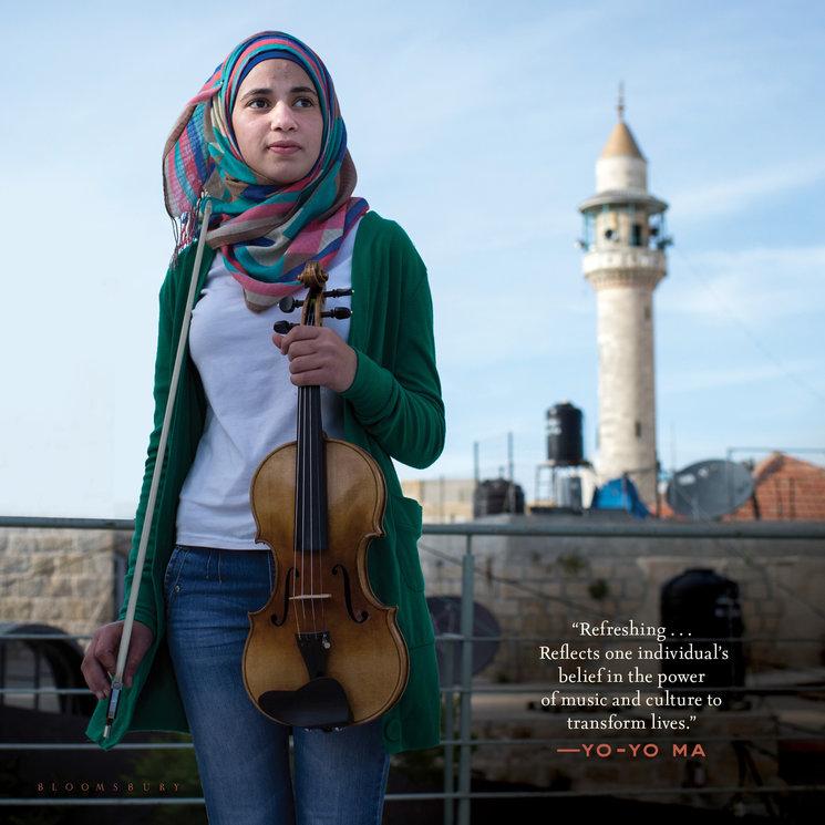 """Fragment de la portada del llibre """"The Children ot the Stone: The Power of Music in a Hard Land"""""""