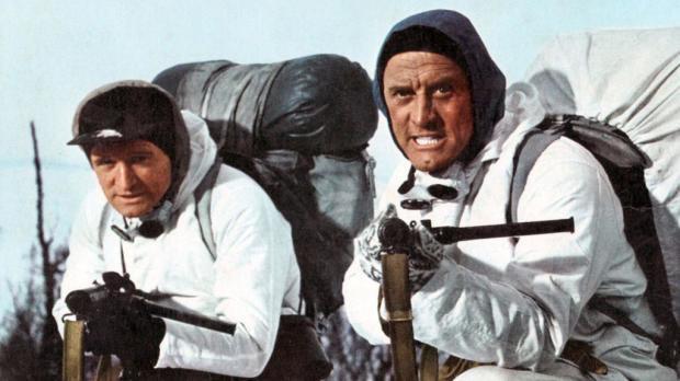Escena de la famosa película inspirada en la operación de sabotaje