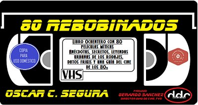 PRESENTACIÓN 80 REBOBINADOS + BITELCHUS CINE
