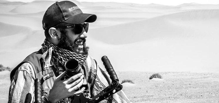 Antonio Guillén, director de fotografía.