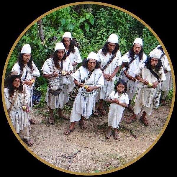 """""""Como pueblos indígenas, nuestro compromiso y responsabilidad, es cuidar de los humanos y del mundo. Nuestro objetivo es recuperar las tierras dentro del límite del territorio ancestral, que son los sitios sagrados importantes para la humanidad. Estamos desarrollando varias acciones para recuperación de tierras"""""""