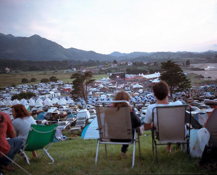 Festival Motorbeach en la Playa La Espasa, Asturias