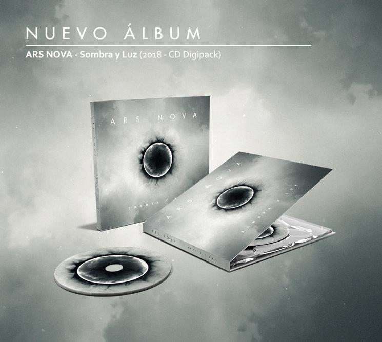 """Nuevo álbum de ARS NOVA, """"Sombra y Luz"""" (2018 - CD Digipack)"""