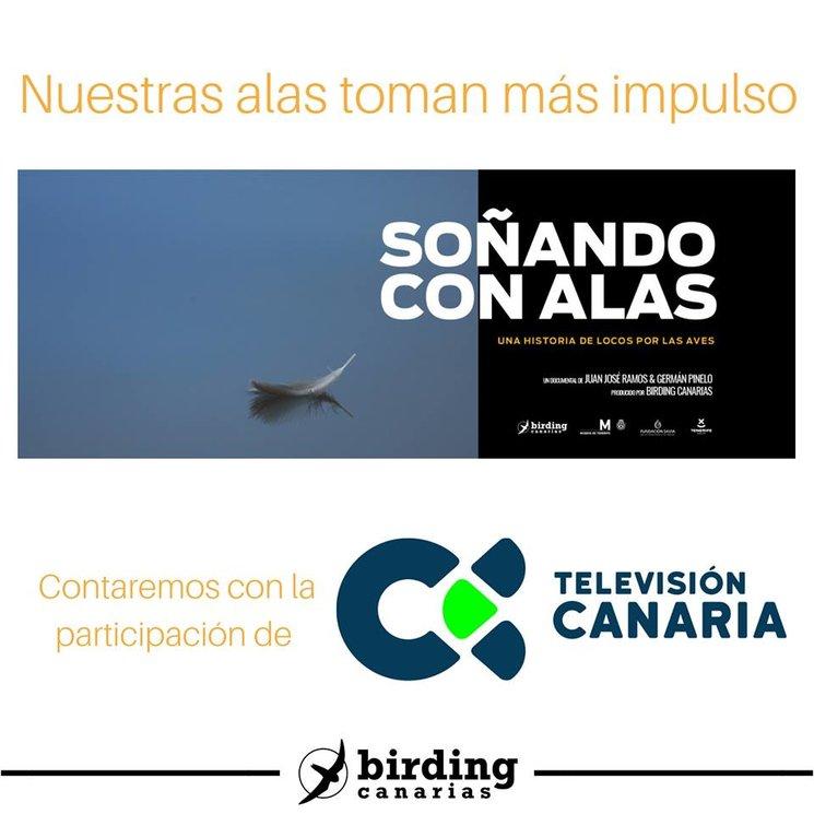 Contamos con la participación de Televisión Canaria
