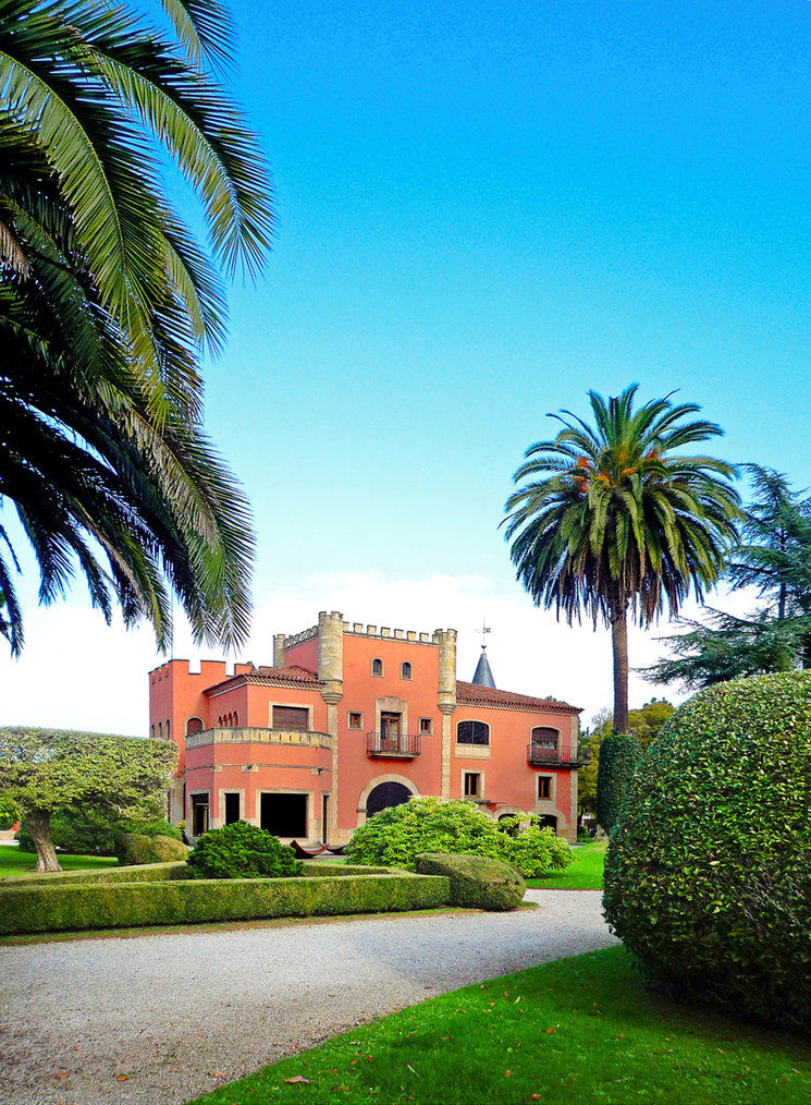 Sede de la Fundación Museo Evaristo Valle en Somió, Gijón