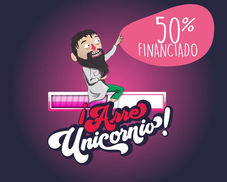 50% financiado