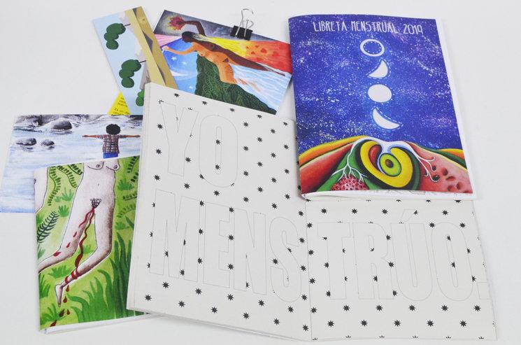La libreta - agenda menstrual, La Calendaria 2019 y demás recompensas
