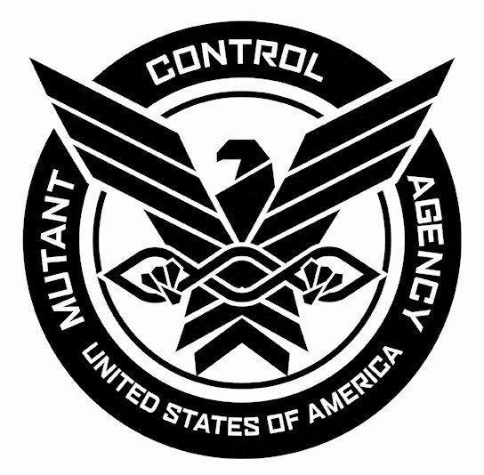 Mutant Control Agency, a division of Homeland Security