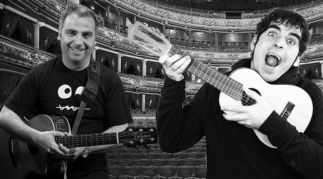 """Mario Simancas y Óscar Noguera """"Oscárboles"""""""