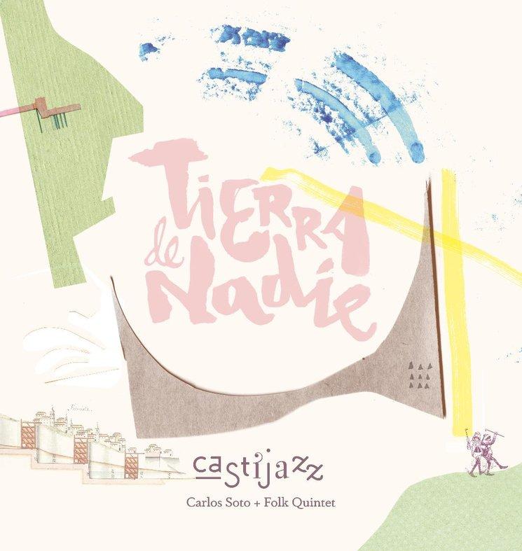 Posible portada de Tierra de Nadie diseñada por Laura Asensio
