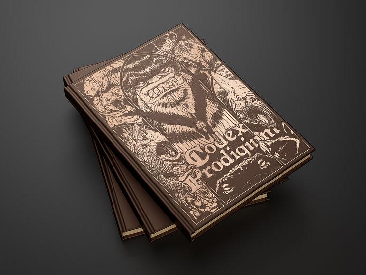 Así se verán los manuales con esta asombrosa portada.