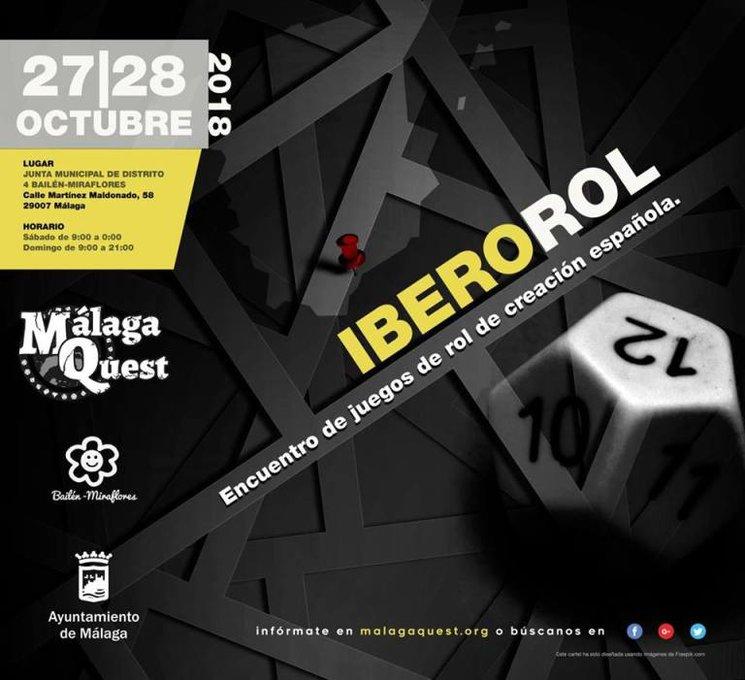 ¡Las Iberorol se acercan!