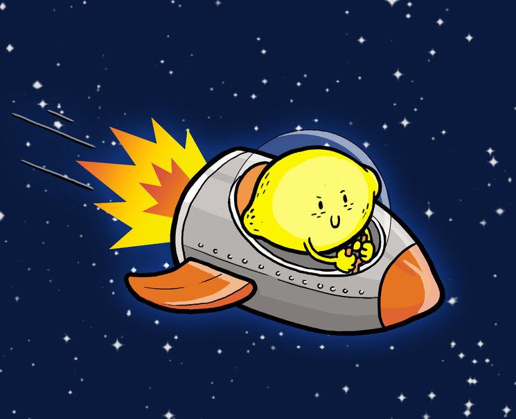 Rocket Lemon :)