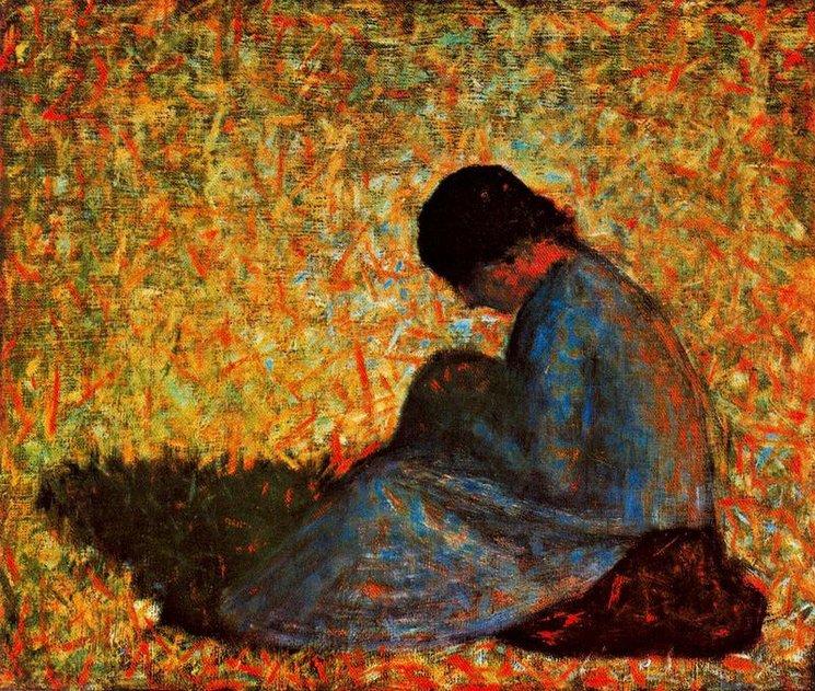 Pintura de Georges Pierre Seurat