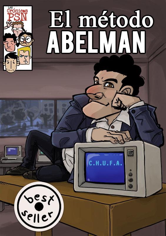 """Portada alternativa """"El Método Abelman"""""""