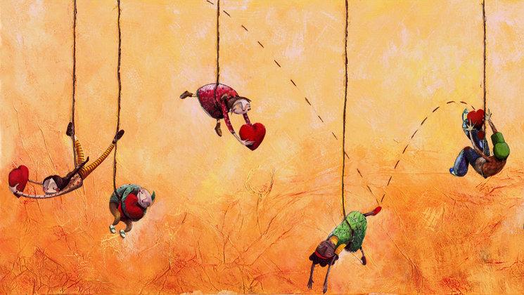 Nuevo álbum ilustrado infantil: Chiquitina. Empezamos mañana miércoles!