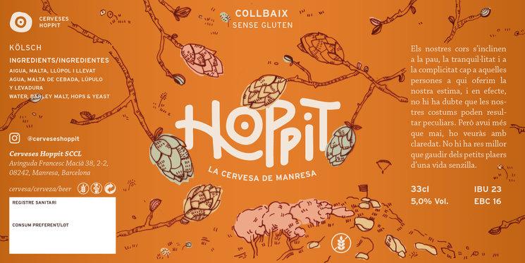 Etiqueta Hoppit Collbaix