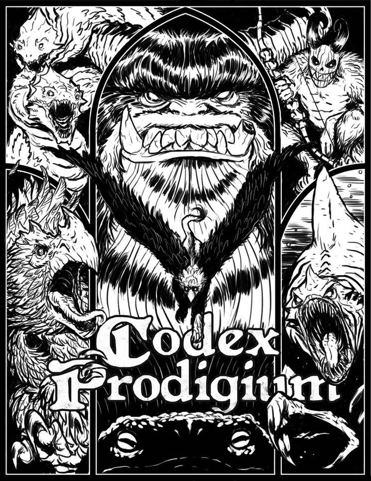 El asombroso Codex Prodigium