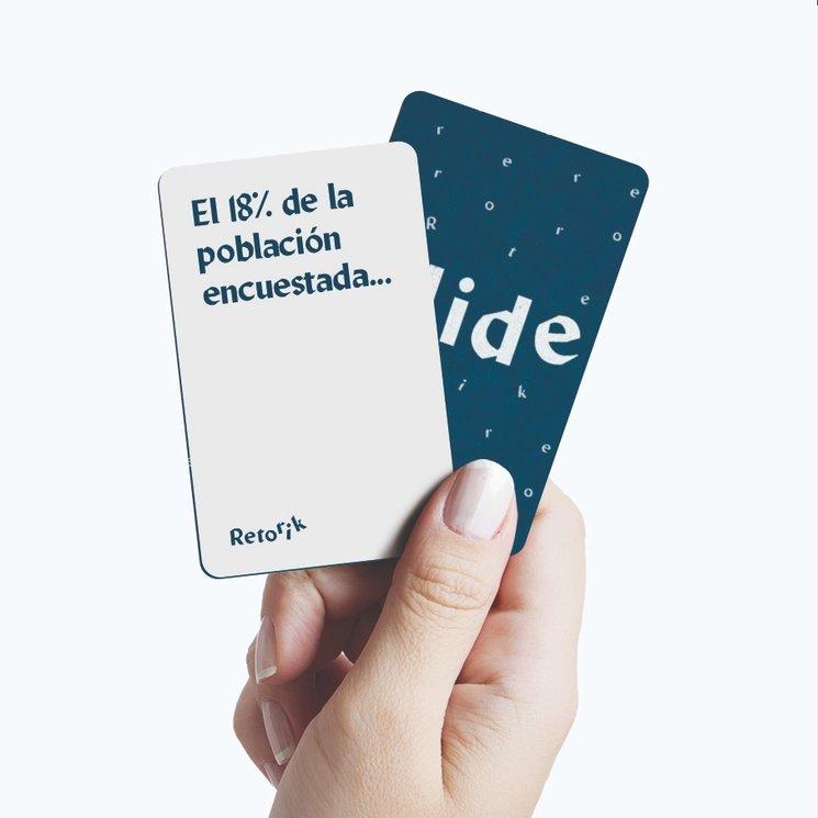Ejemplo de carta de Slide