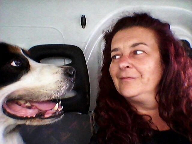 Nika es una copilota excepcional
