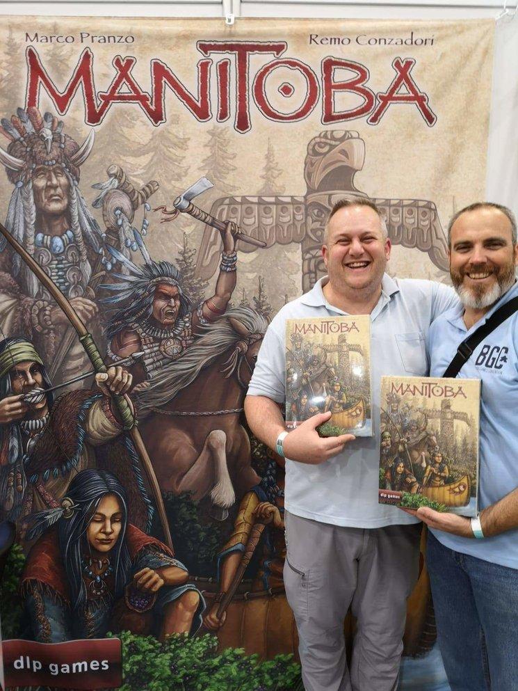 Manitoba de Dlp games