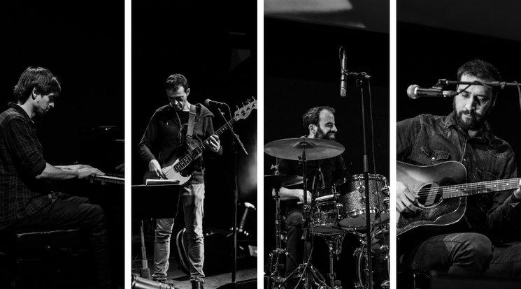Músics del projecte: Narcís Corominas, Marc Prat, Xavi Molero, Jordi Solans. | Fotos: Marta Huertas.