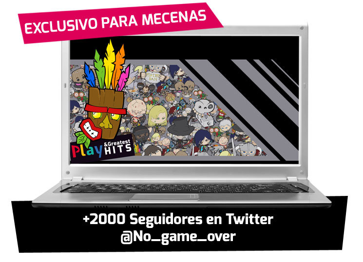 "Wallpaper ""Play"" si llegamos a 2000 seguidores en Twitter"