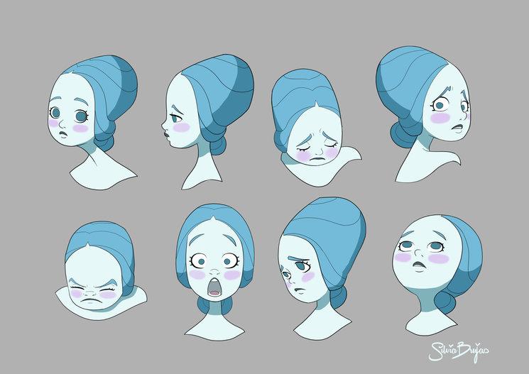 Expresiones de Eider.