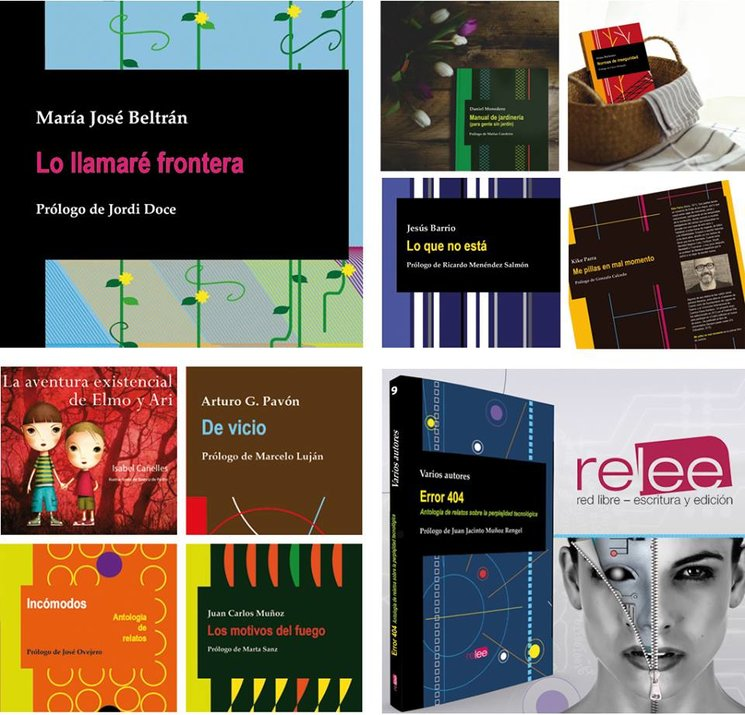 Libros de la colección Relee