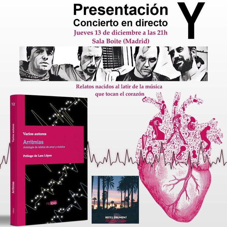 Presentación y concierto