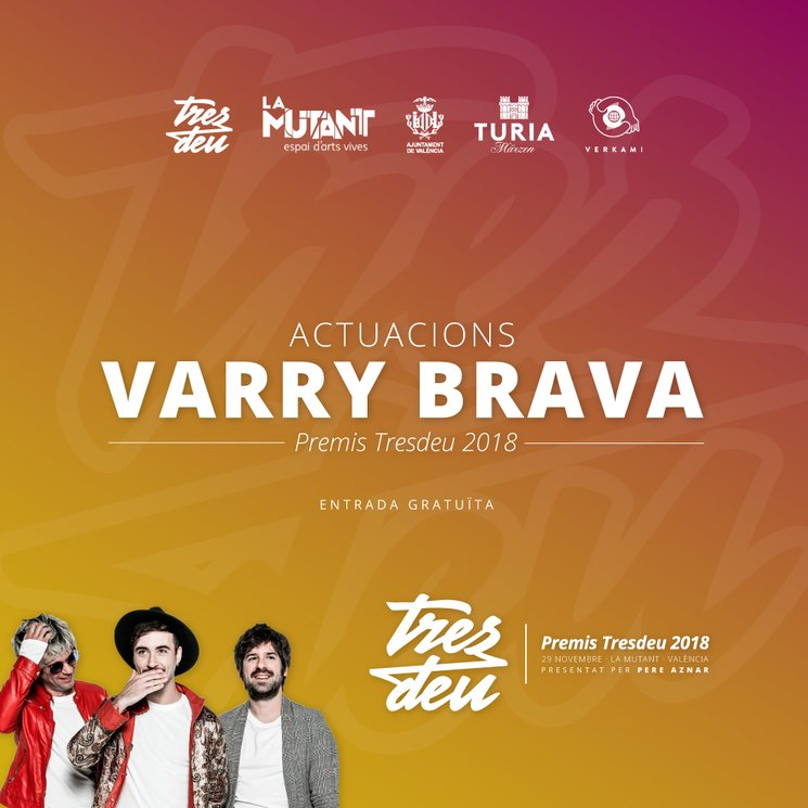 Varry Brava, una confirmació estelar!