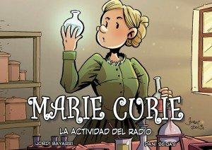 El tebeo de Marie Curie de regalo