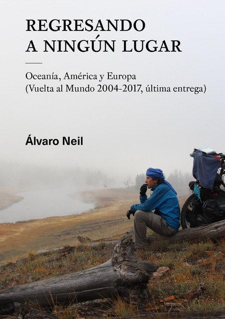 Portada del nuevo libro