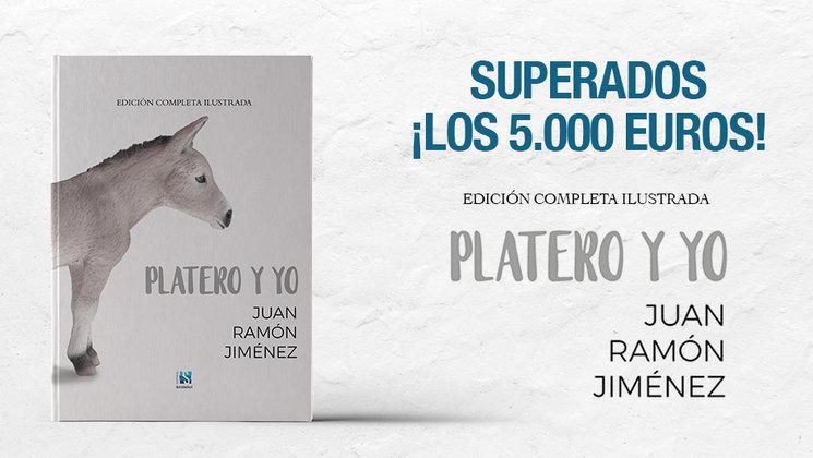 ¡¡Superamos los 5.000 euros!! Muchas gracias