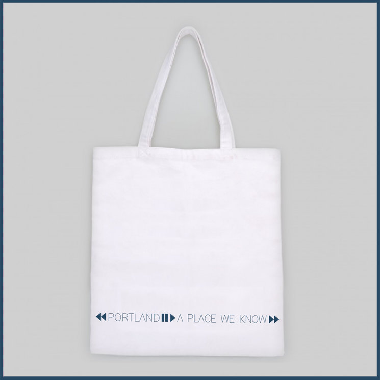"""Totebag """"A place we know"""""""