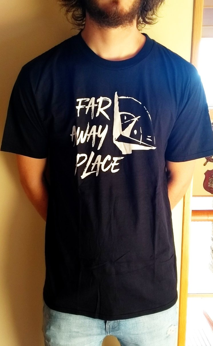 Far Away Place t-shirt