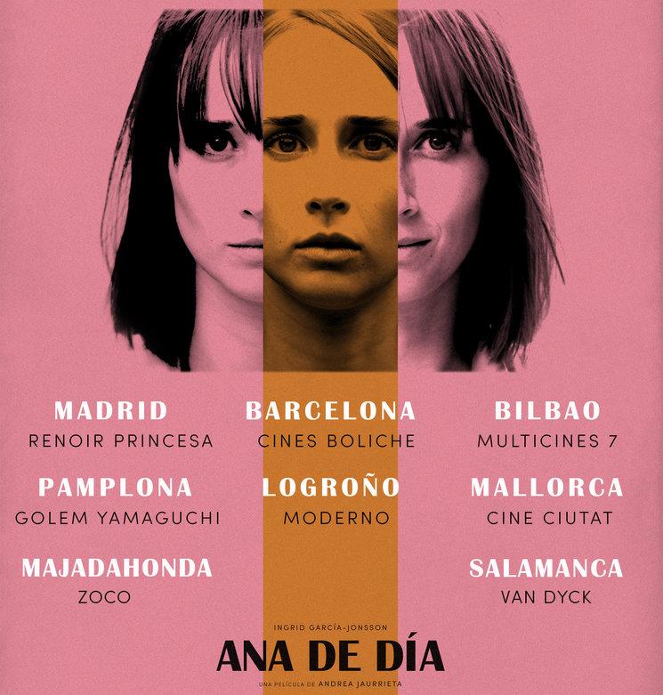 """""""ANA DE DÍA"""" ya en cines"""