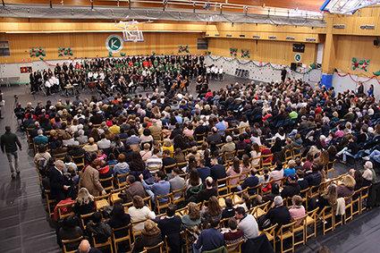 I edición conciertos didácticos Kolbe.