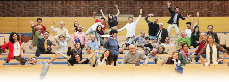 Coro de la Universidad CEU San Pablo.