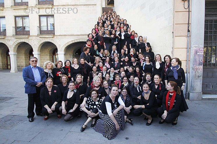 """Taller de Baile por Bulerías de la Asociación de Vecinos """"La Plata"""" de Jerez de la Frontera (Cádiz)"""