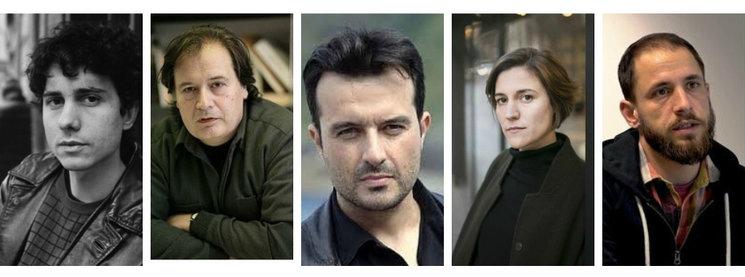 Jonás Trueba, Jordi Balló, Javier Rebollo, Carla Simón, Sergi Moreno