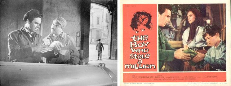 Imágenes promocionales del film.