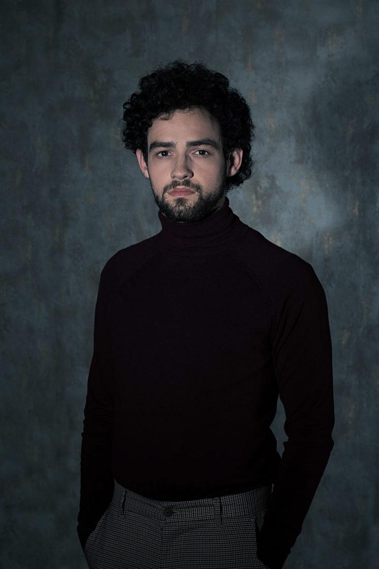 Daniel, nuestro Diseñador y Ayudante de Producción