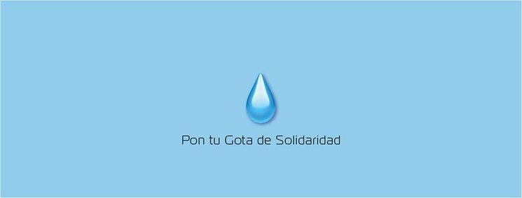 """El proyecto de CD tiene un objetivo solidario: """"1 Niño, 1Tanque de Agua""""."""