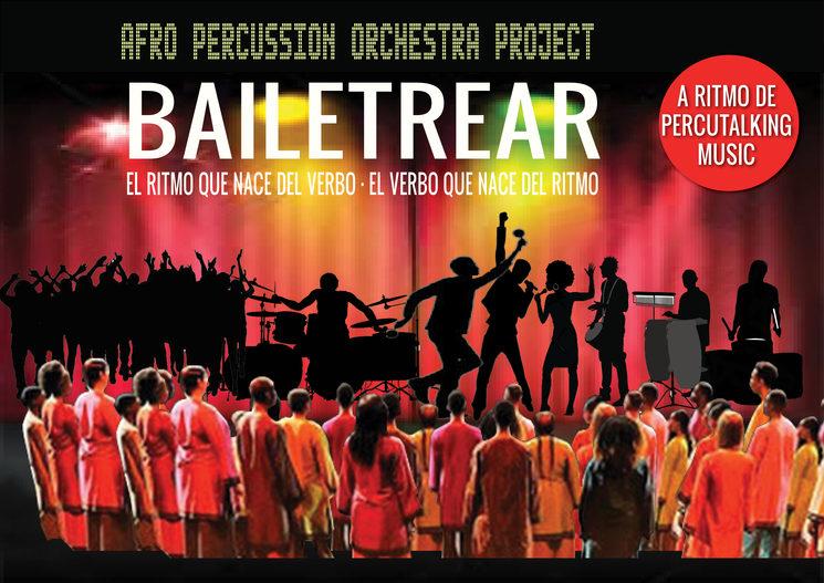 Para la presentación oficial del nuevo género musical nos valeremos de Afro Percussion Orchestra